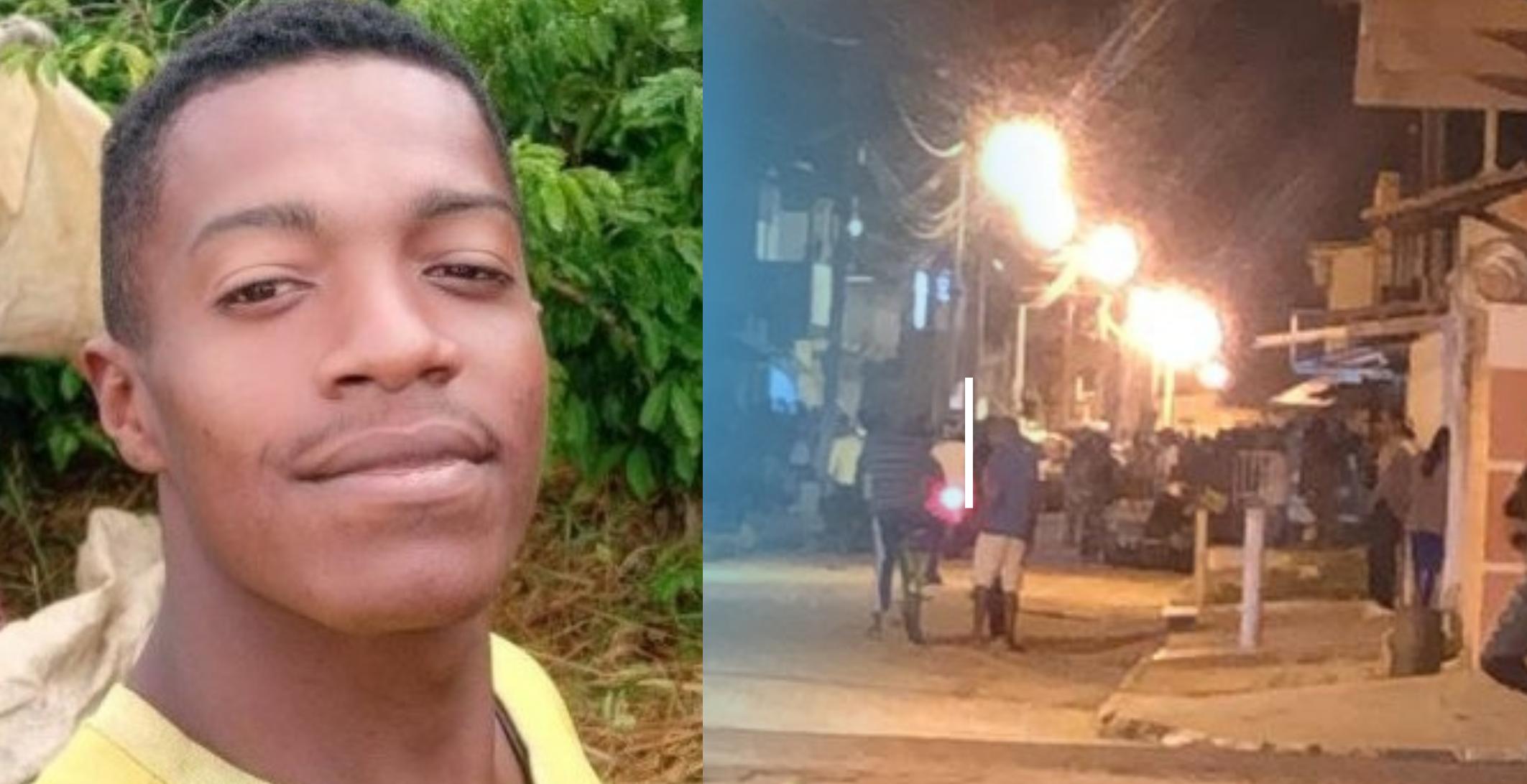 Jovem é assassinado no bairro São Brás em Prado